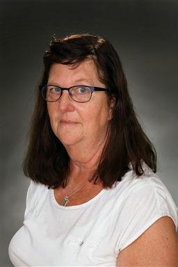 Porträttfoto av Agnetha Strömbäck