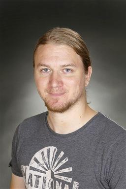 Porträttfoto av Anders Nyström