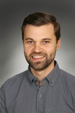 Porträttfoto av Anders Österholm