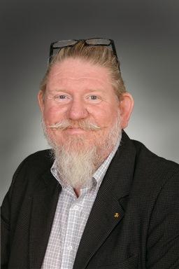 Porträttfoto av Andreas Hammarstedt