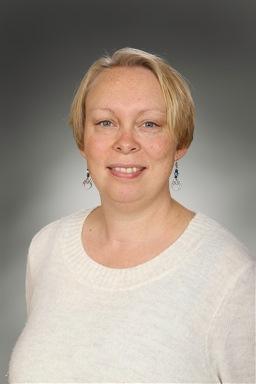 Porträttfoto av Anna Bergvall Gustavsson