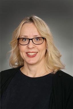 Porträttfoto av Camilla Wretljung Alonso