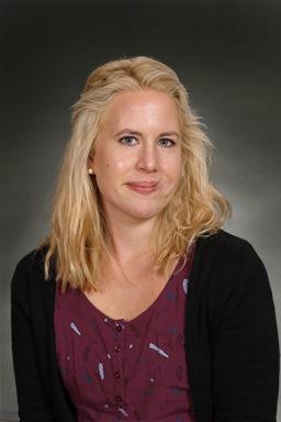 Porträttfoto av Caroline Avebjörk