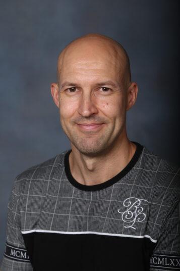 Porträttfoto av Daniel Haglund