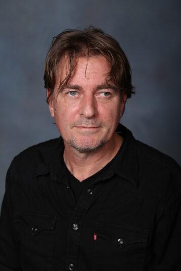 Porträttfoto av Daniel Lagerlöf