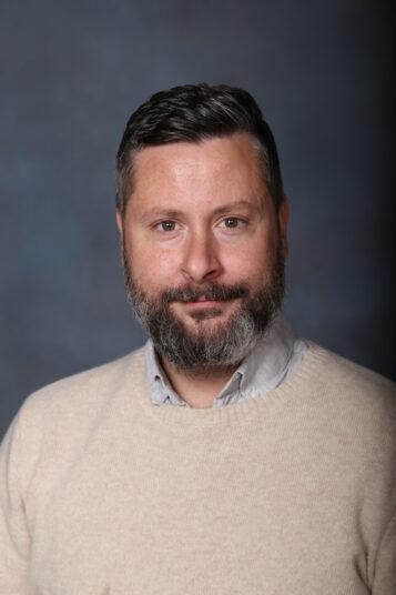 Porträttfoto av David Månsson