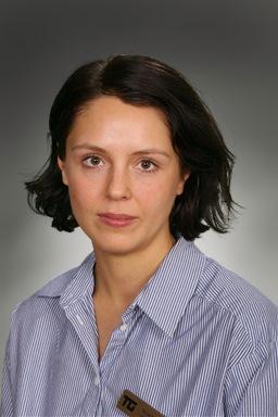 Porträttfoto av Ellina Eriksson Dahlin