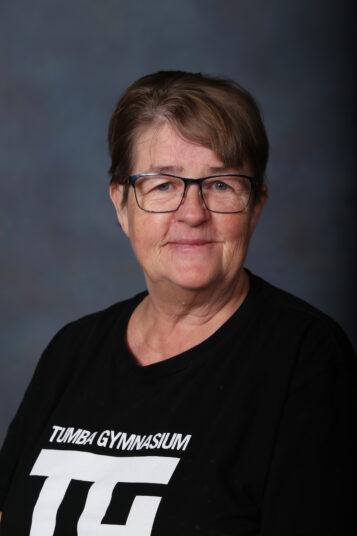 Porträttfoto av Eva-Lena Johansson