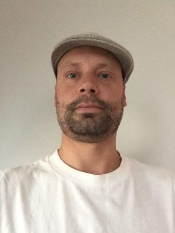 Porträttfoto av Gustav Fagerlund