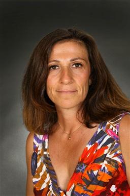 Porträttfoto av Gwendoline Åberg