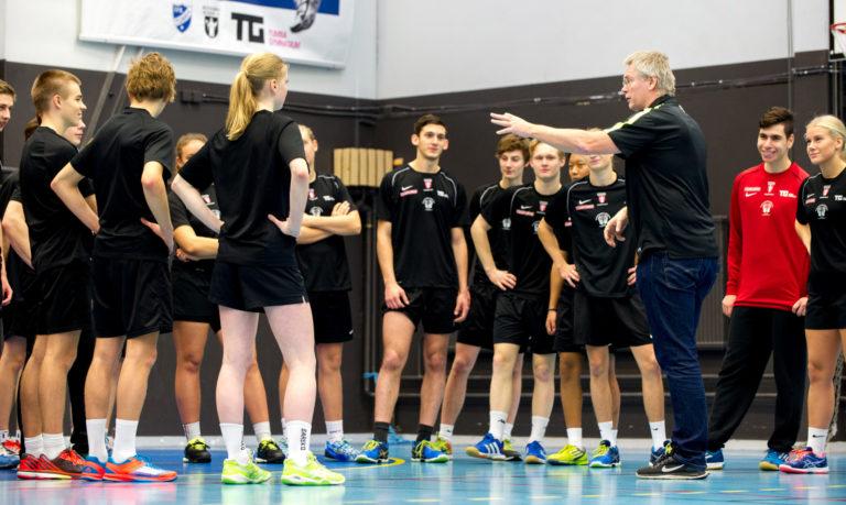 NIU handboll2