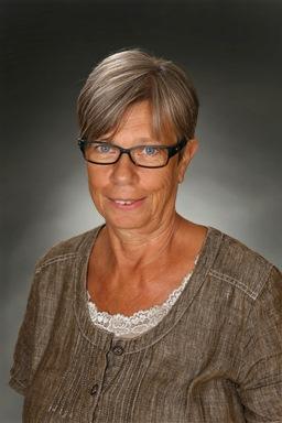 Porträttfoto av Irene Rönnberg