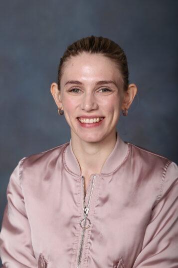 Porträttfoto av Isabella Bjelkstrand