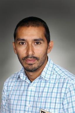 Porträttfoto av Israel Nunez Berrios