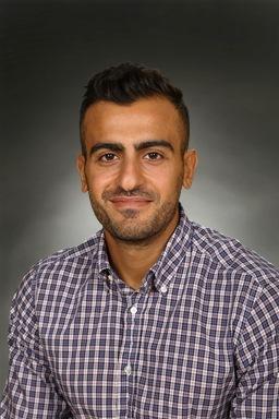 Porträttfoto av Jamil Akkawi