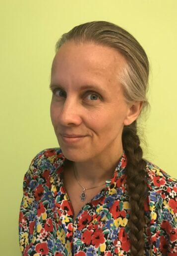 Porträttfoto av Jannika Ojeda Meftah