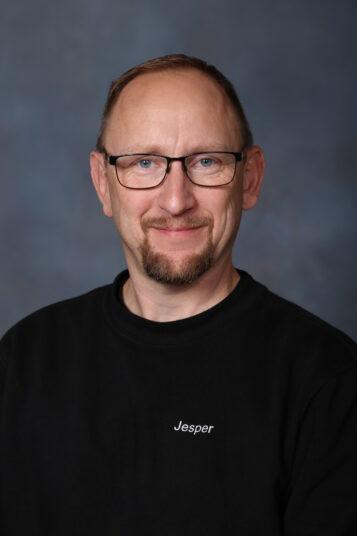 Porträttfoto av Jesper Zetterqvist