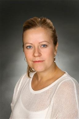 Porträttfoto av Julia Josephson