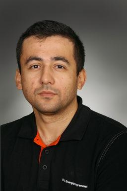 Porträttfoto av Jurij Sacharov