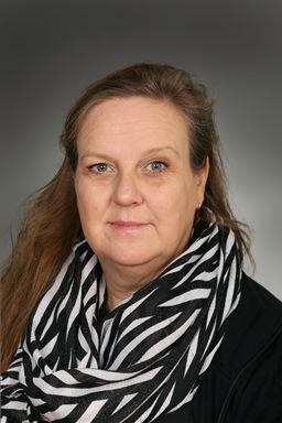 Porträttfoto av Lena Asplund