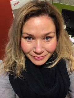 Porträttfoto av Lena Pettersson