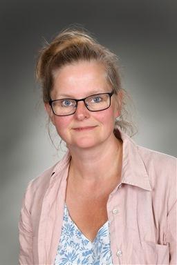 Porträttfoto av Malene Steensgaard