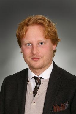 Porträttfoto av Marcus Göransson