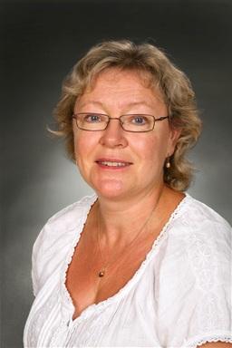 Porträttfoto av Marianne Lundberg