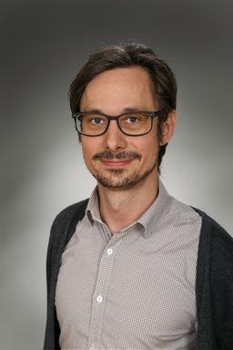 Porträttfoto av Martin Andersson
