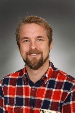 Porträttfoto av Patrik Kull