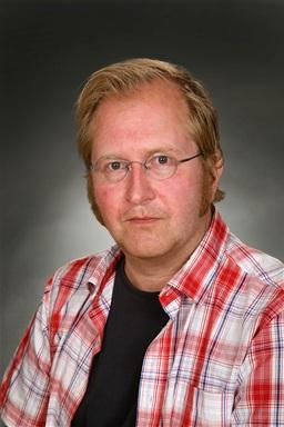 Porträttfoto av Paul Jansson