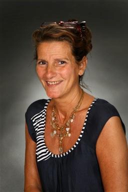 Porträttfoto av Paula Stenberg