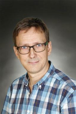 Porträttfoto av Per Bejstam