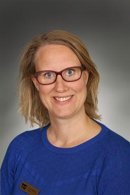 Porträttfoto av Sara Gårdmo