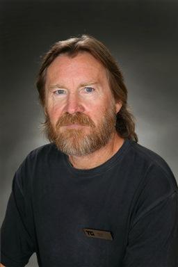 Porträttfoto av Stefan Larsson
