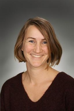 Porträttfoto av Stina Widell