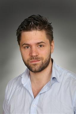 Porträttfoto av Tomas Berfors