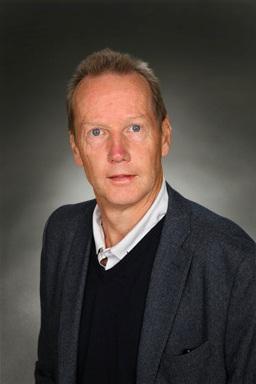 Porträttfoto av Ulf Hallberg