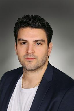 Porträttfoto av Zain Fendukly